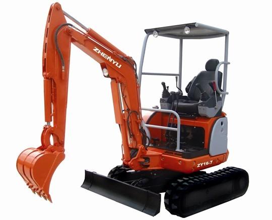 ZY16-7挖掘机
