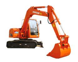 DH70挖掘机