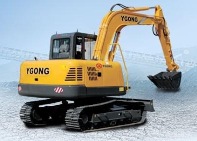 CY65-8挖掘机