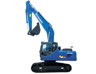 GC208挖掘机