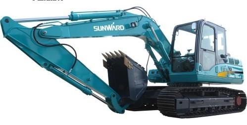 SWE150LC挖掘机