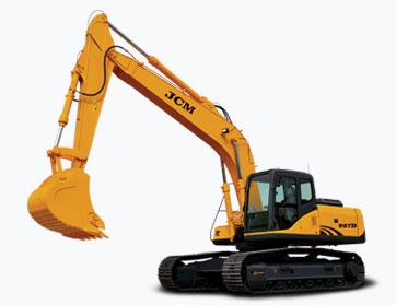 927D挖掘机