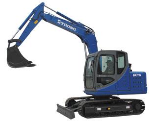 GC78挖掘机