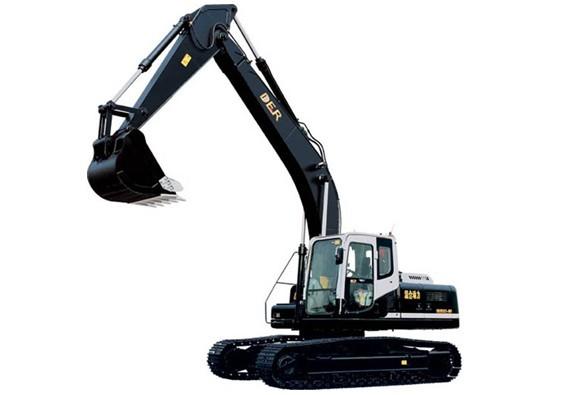 DER323-8h(混合动力)挖掘机