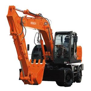 ZX190W-3挖掘机
