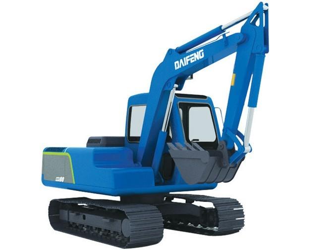 DF80挖掘机
