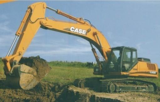 CX360B挖掘机