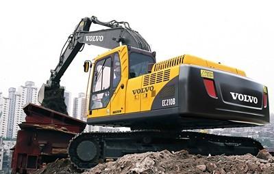 EC210B LC Prime挖掘机