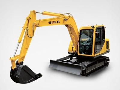 LG690E挖掘机