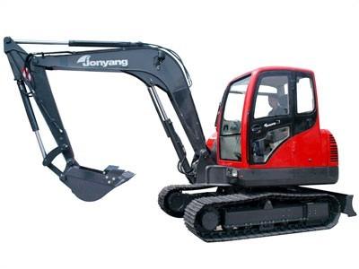 JY606挖掘机