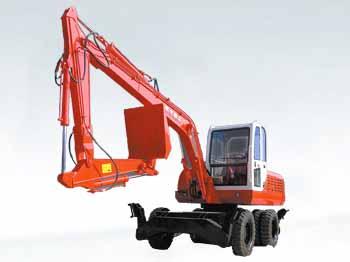 XN卸煤机挖掘机