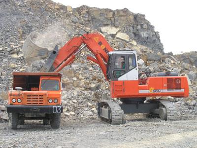 CED650-6挖掘机