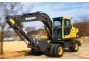 沃尔沃EW145B Prime挖掘机