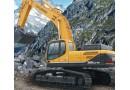 现代R385LC-9T挖掘机