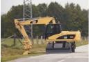 卡特彼勒M315D挖掘机
