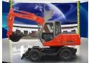 恒特HTL80挖掘机