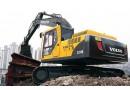 沃尔沃EC210B LC Prime挖掘机
