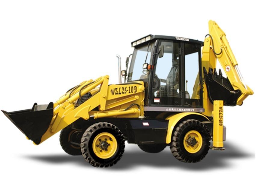 ZL25-10挖掘装载机