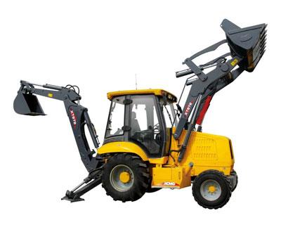 XT872挖掘装载机