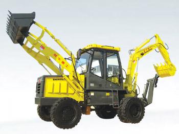 XNWZ83180-2L挖掘装载机