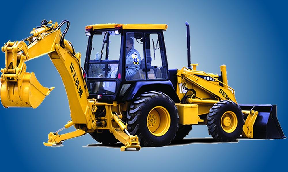 WZ3025挖掘装载机