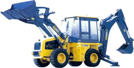 XT860-II挖掘装载机