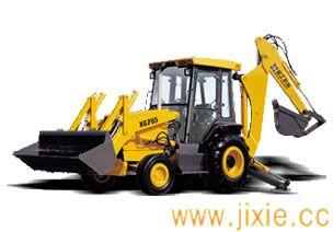 XG765挖掘装载机