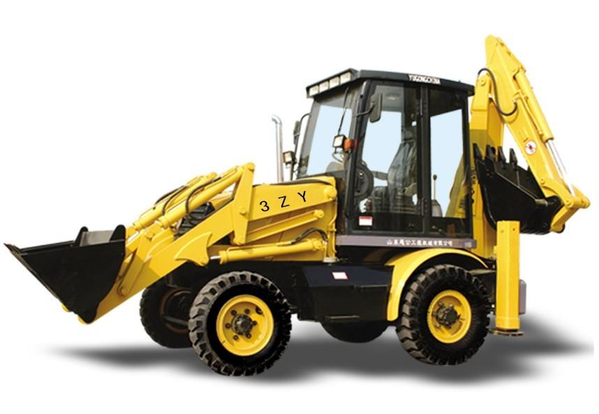3ZY挖掘装载机