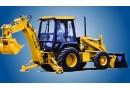 山工WZ3025挖掘装载机