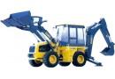 徐工XT860-II挖掘装载机