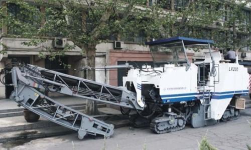LX200铣刨机