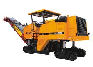 SM2000C铣刨机