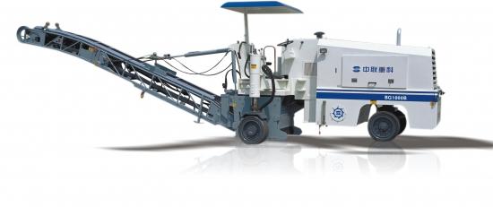 BG1000B铣刨机