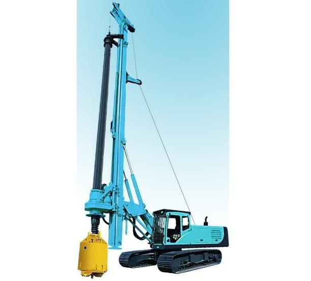 TW300旋挖钻机