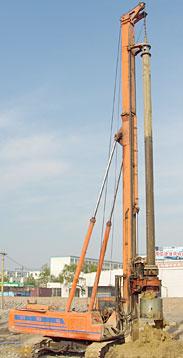 XGR180旋挖钻机