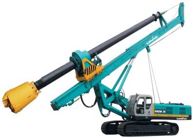 SWDM36旋挖钻机
