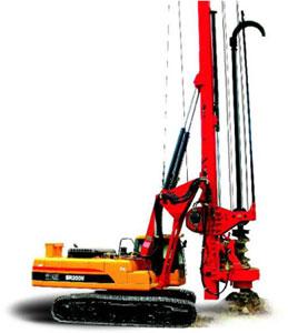 SR280M旋挖钻机