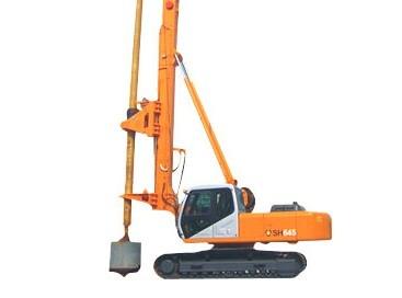 SH645-H旋挖钻机