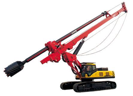 SR250R旋挖钻机