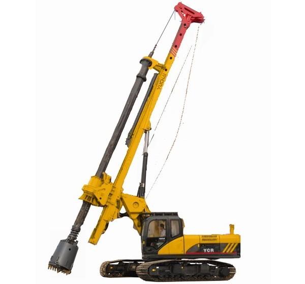YCR120旋挖钻机