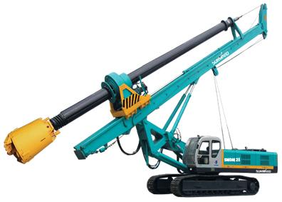 SWDM25旋挖钻机
