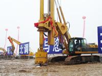 TDR110-Ⅱ旋挖钻机