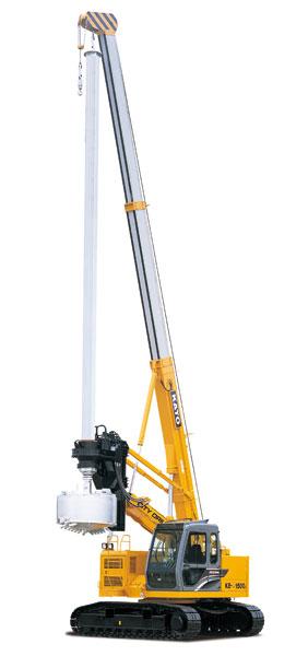 KE-1500III旋挖钻机