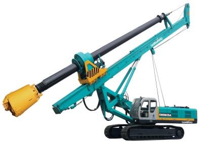 SWDM25A旋挖钻机