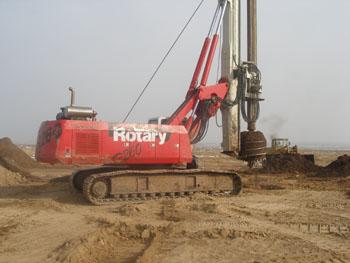 R260旋挖钻机