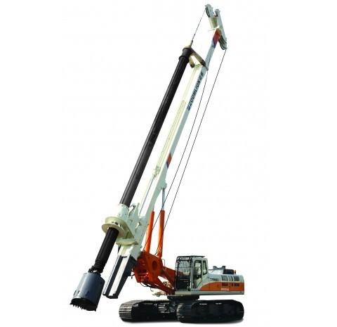 ZR220A旋挖钻机