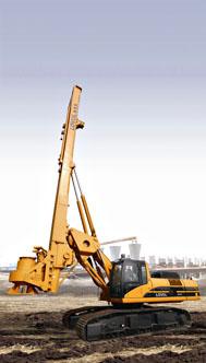 福田雷沃FR622D旋挖钻机
