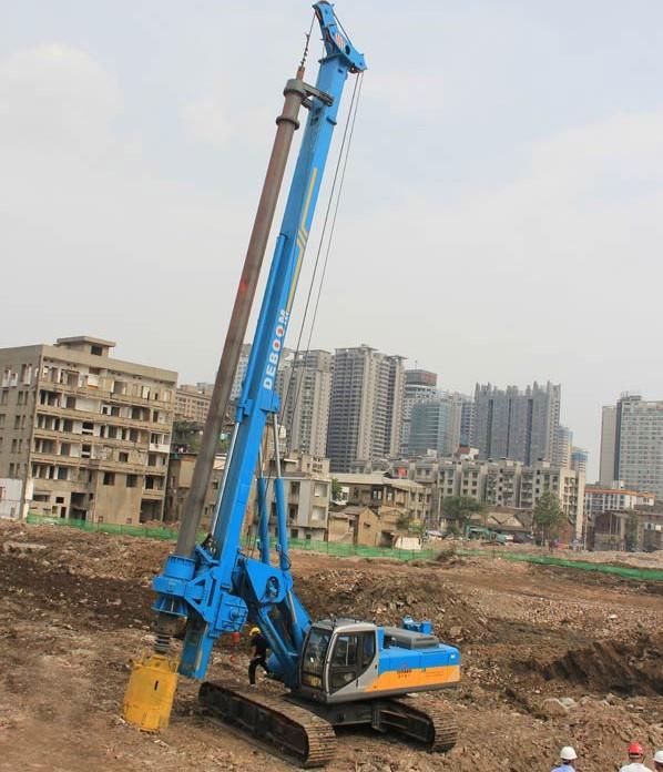 DBR250旋挖钻机
