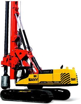 SR420旋挖钻机