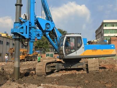 德邦DBR200旋挖钻机